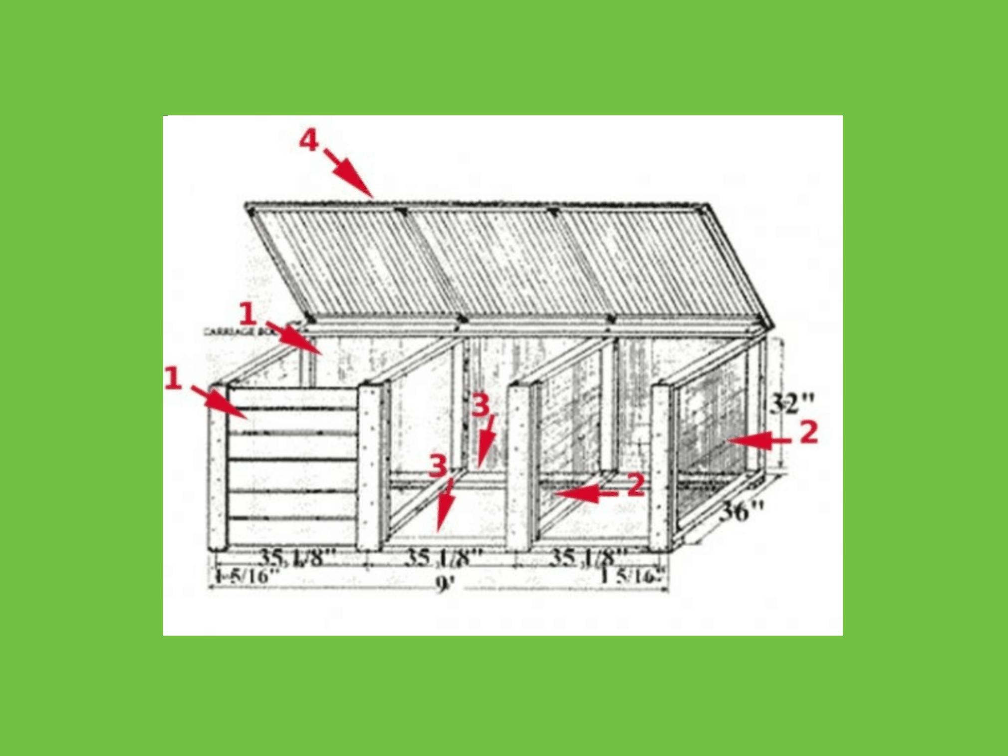 compostador-jardín-palets