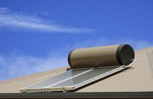 paneles solares-térmicos