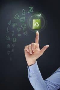negocio de residuos cero