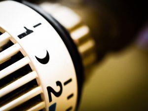 válvula de calefacción