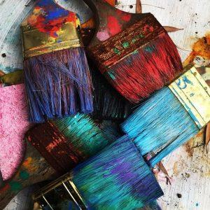 pintura-pigmento natural